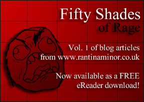 Fifty Shades of Rage cover image
